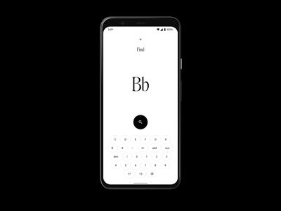 Colorful Chords - Find digital designer interface brazil mobile minimal app design music chord chords ui design app