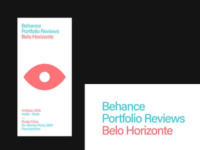 9th Bēhance Portfolio Reviews Belo Horizonte minimal brand designer digital site brazil graphic motion graphics web interaction layout interface motion design motion