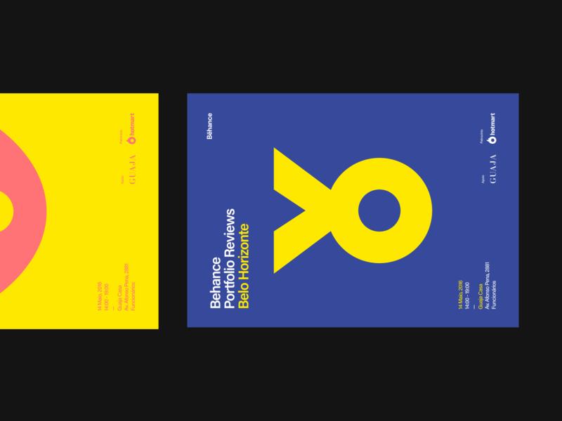 9th Bēhance Portfolio Reviews Belo Horizonte graphicdesign branding behance event brazilian poster art poster design poster minimal brand designer digital site brazil graphic web interaction layout interface motion design