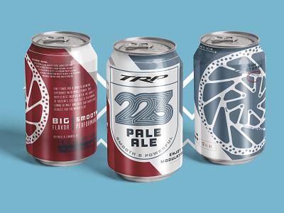 Special Release mtb brewery can bike packaging design illustration branding beer label mountain bike beer branding beer can