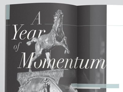 Horse of the Year Feature event coverage publications publishing spread publication magazine design magazine publication design equestrian
