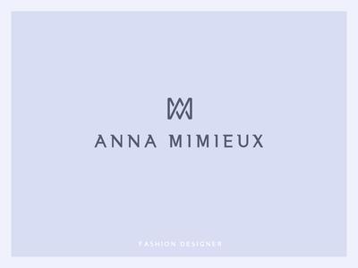 Anna Mimieux logo
