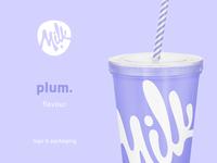 Milk Plum