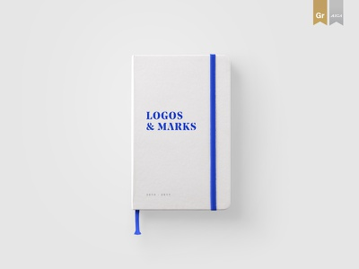 Logos & Marks vector simple portfolio design branding brand mark logofolio logo behance