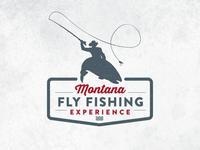 Montana Fly Fishing Experience Logo