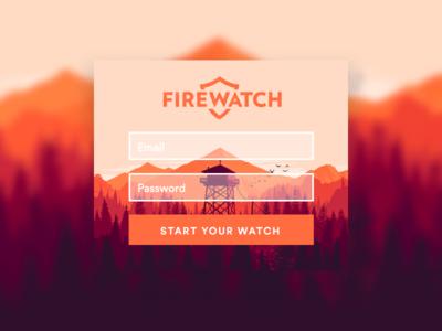 Firewatch Signup #001