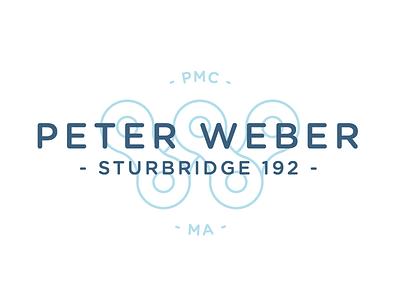 Peter Weber Race Logo Concept gotham gear bike blue concept logo