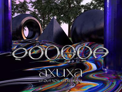 Qoqeqa - Axuxa cryptoart illustration blender 3dartist octane abstract design c4dart 3dart cinema4d c4d 3d