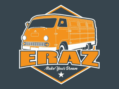 Sticker Eraz
