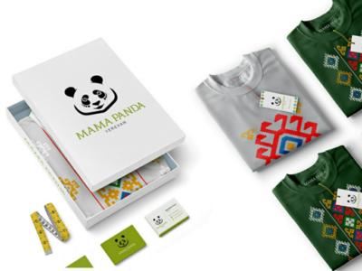 Branding for Mama Panda
