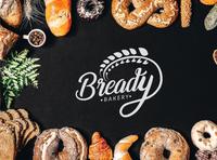 Logo design and branding for Bready Bakery