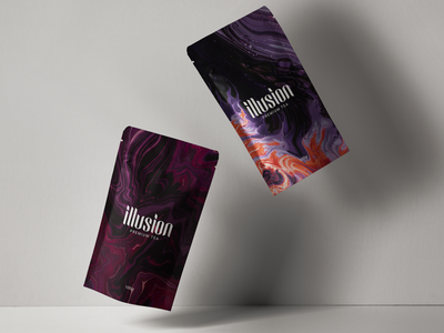 Premium Tea Package design
