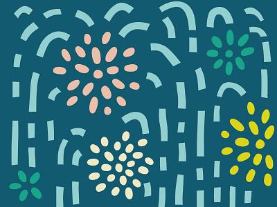 Fireworks vectorart fireworks illustration