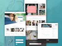 UX / UI Website Redesign