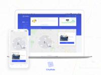 Bike Sharing App Dashboard
