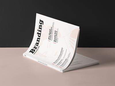 Branding Magazine Issue