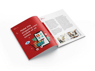 Book brand rakuten brochure illustration editorial design editorial graphic design ebook