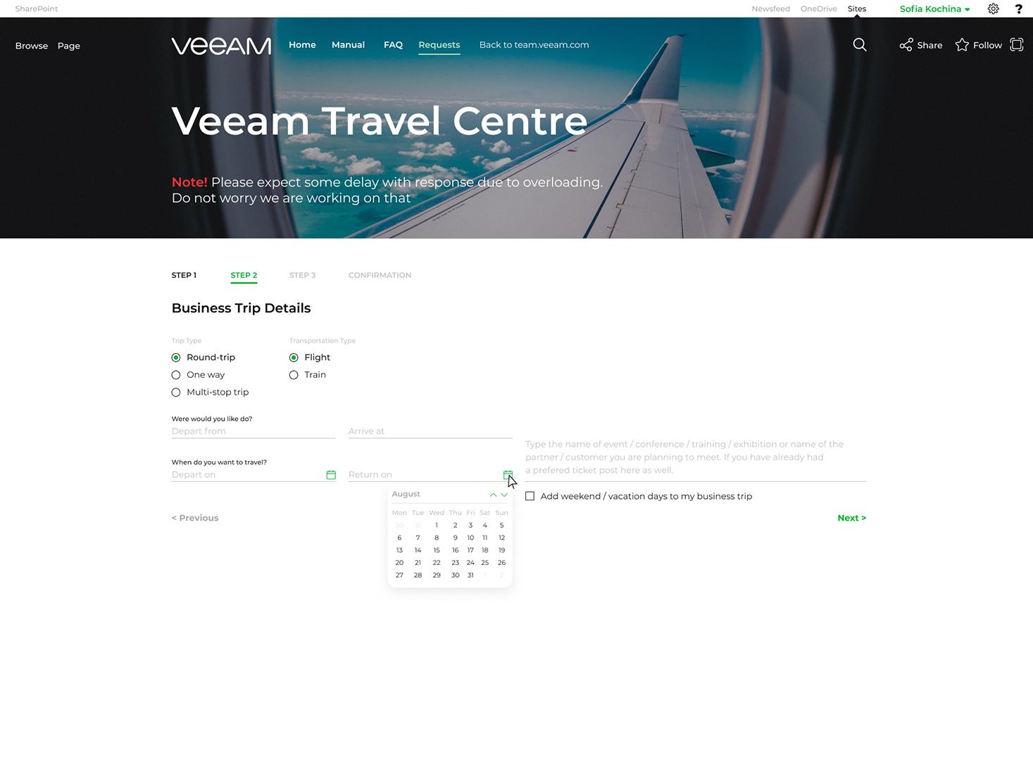 Redesign of Veeam redesign figma concept ui design adobe