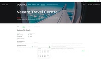 Redesign of Veeam