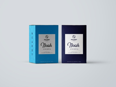 Coffee Bag Concept for Nearby Coffee mockup grueber grotesque brandon script bouchers nearby bag coffee