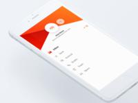 Paper mail app