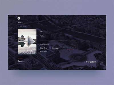 #30 Google Earth Studio Paris 🌍 | 99+ Days in the Lab rebound world 3d detail page desktop travel travelling virtual exploration france paris map google earth studio google challenge