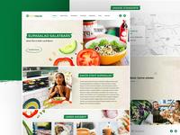 Supasalad 🥗 website | Redesign