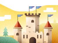 Sommer castle