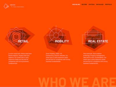 Union Tech website web design