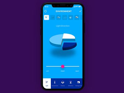 Story Teller app mobile ux