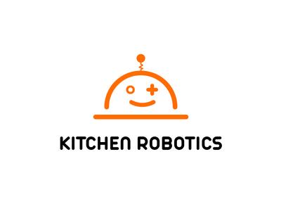 Kitchen Robotics graphic design design branding identity logo