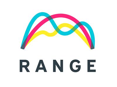 Range Visual Identity logo brand
