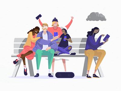 The Future Has Feelings edge case user experience product design mental health human centered design illustration illo blog