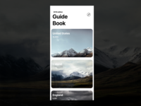 Guide Book App