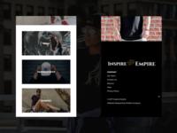 Inspire Empire Mobile Site