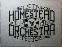 Homestead Orchestra Tour 2012