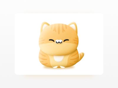 Orange Cat cute cat