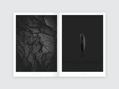 Key Concept Book office personal workspace remote control remote controller print branding book concept industrial geometric minimal geometry space white black design dribbble