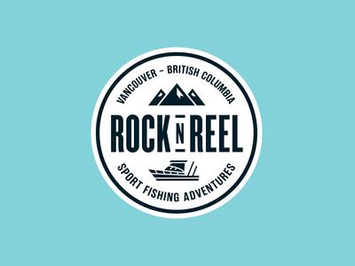 Rock'n Reel Logo