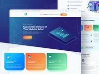 Digital Marketing Page