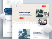 Agency Landing page - Exploration