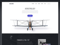 World planes Landing Page
