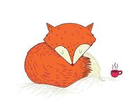 Snuggle Fox