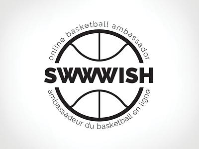 Basketball magazine logo basketball sport magazine