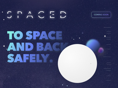 Spaced challenge landing page challenge spaced