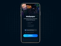Wallpaper In app Purchase