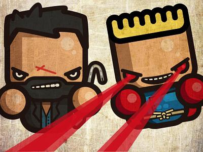 simple boys work in progress character design design superhero character art cartoon illustration simple fanart kirpluk vector