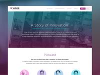 SaaS Marketing Site