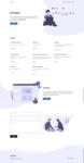 Free Gatsby portfolio for developers daily ux webdesign illustration design ui github styled-components javascript react.js gatsby portfolio