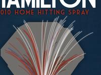 Hamilton Spray Chart